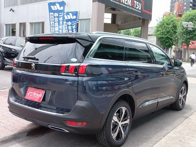 「プジョー」「5008」「SUV・クロカン」「愛知県」の中古車8