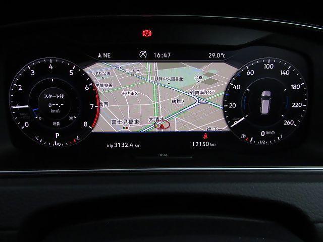 TSI コンフォートライン テックエディション ユーザー買取 禁煙車 テクノロジーパッケージ LEDヘッド ディスカバープロ(15枚目)