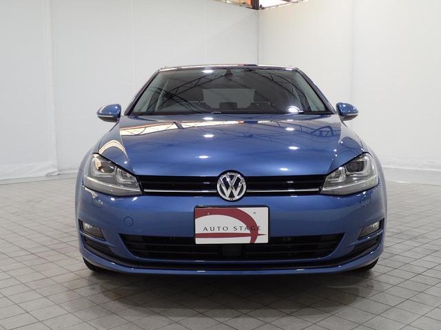 フォルクスワーゲン VW ゴルフ TSIコンフォートラインブルーモーションテクノロジー 純ナビ