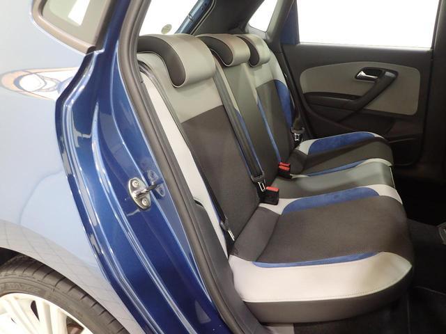 フォルクスワーゲン VW ポロ ブルーGTブルーモーション SDナビ HID 純正17AW