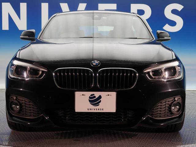 BMW BMW 118d Mスポーツ 禁煙 パーキングサポートPKG LED