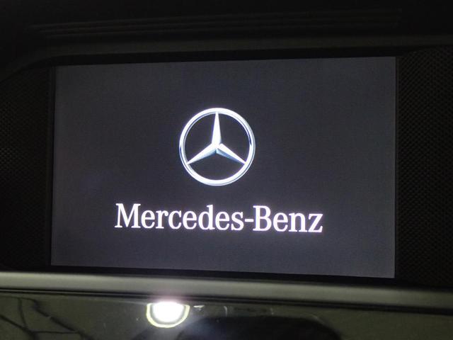 メルセデス・ベンツ M・ベンツ C200 ブルーエフィシェンシー アバンギャルド 純正ナビ