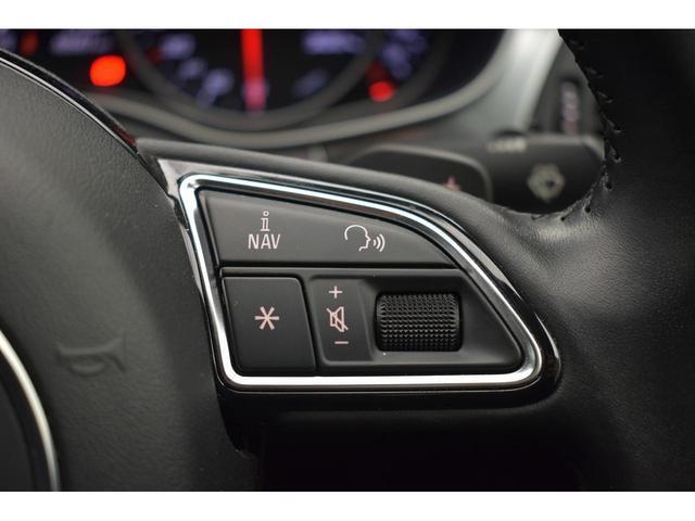 3.0TFSIクワトロ 1オーナー LEDヘッドライト 純正オプション20インチAW パーキングアシスト コーナービューモニター 純正ナビTV 黒革シート シートヒーター パワーシート(26枚目)