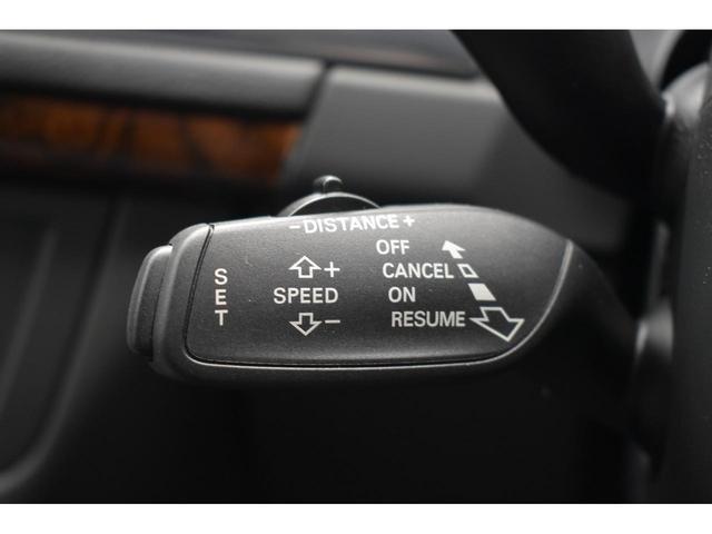 3.0TFSIクワトロ 1オーナー LEDヘッドライト 純正オプション20インチAW パーキングアシスト コーナービューモニター 純正ナビTV 黒革シート シートヒーター パワーシート(28枚目)