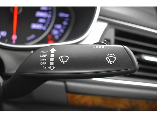 3.0TFSIクワトロ 1オーナー LEDヘッドライト 純正オプション20インチAW パーキングアシスト コーナービューモニター 純正ナビTV 黒革シート シートヒーター パワーシート(29枚目)