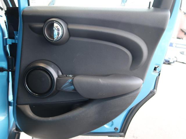 クーパーD ナビゲーションPKG ペッパーPKG リアビューカメラ LEDヘッドランプ LEDフォグランプ ヘッドアップディスプレイ ETC 純正17インチAW コンフォートアクセス(31枚目)