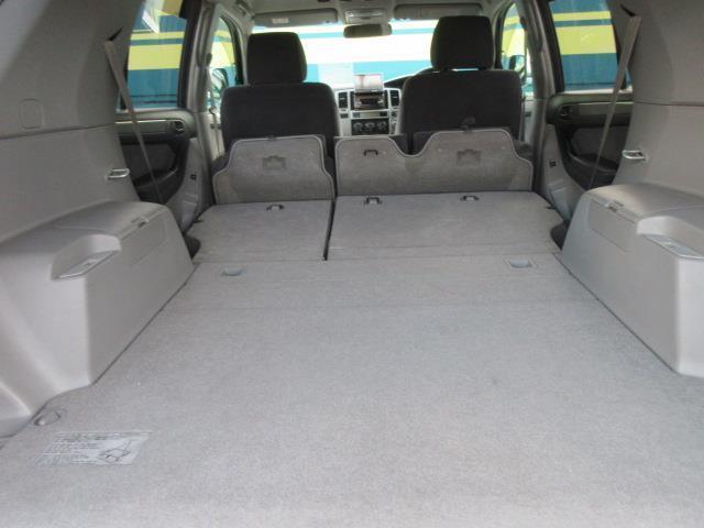トヨタ ハイラックスサーフ SSR-X  HDDナビ付き CD 4WD オートマチック