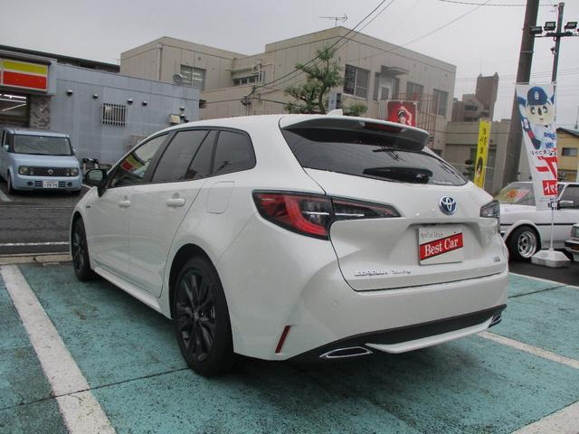 「トヨタ」「カローラツーリング」「ステーションワゴン」「愛知県」の中古車2