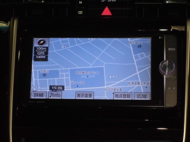 トヨタ ハリアー プレミアム LEDヘッドライト SDナビ