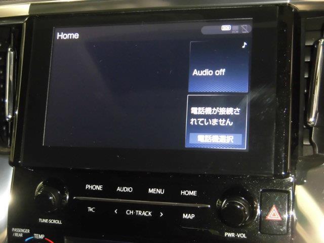 2.5S Cパッケージ サンルーフ フルセグ 後席モニター バックカメラ 衝突被害軽減システム ETC 両側電動スライド LEDヘッドランプ 乗車定員7人 3列シート(9枚目)