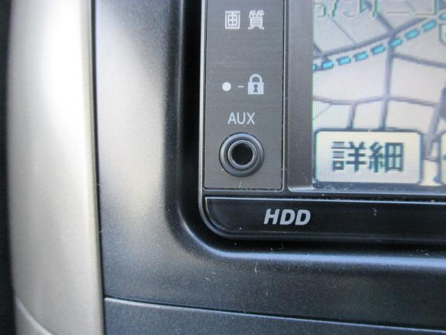 トヨタ ブレイド G バックカメラ フルセグTV HDDナビ HID