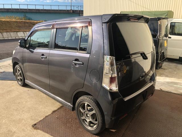 「スズキ」「ワゴンRスティングレー」「コンパクトカー」「愛知県」の中古車3