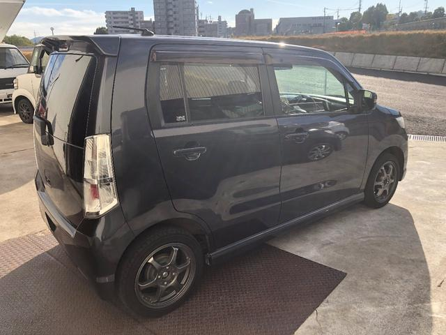 「スズキ」「ワゴンRスティングレー」「コンパクトカー」「愛知県」の中古車4