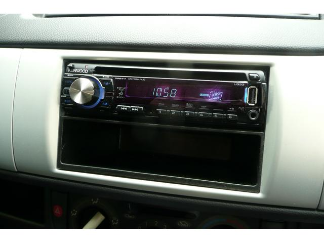 プレミアムブラックリミテッド ケンウッドCD&AUX&USB(12枚目)