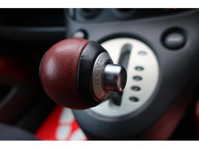 S レザー&アルカンターラセレクション スーパーチャージャー ワンオーナー車 HIDヘッド ドライブレコーダー 全車検ディーラー点検記録簿有り 純正15AW&タイヤ4本新品交換済み ETC オートエアコン(16枚目)