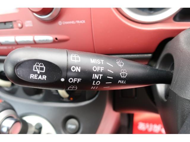 S レザー&アルカンターラセレクション スーパーチャージャー ワンオーナー車 HIDヘッド ドライブレコーダー 全車検ディーラー点検記録簿有り 純正15AW&タイヤ4本新品交換済み ETC オートエアコン(19枚目)