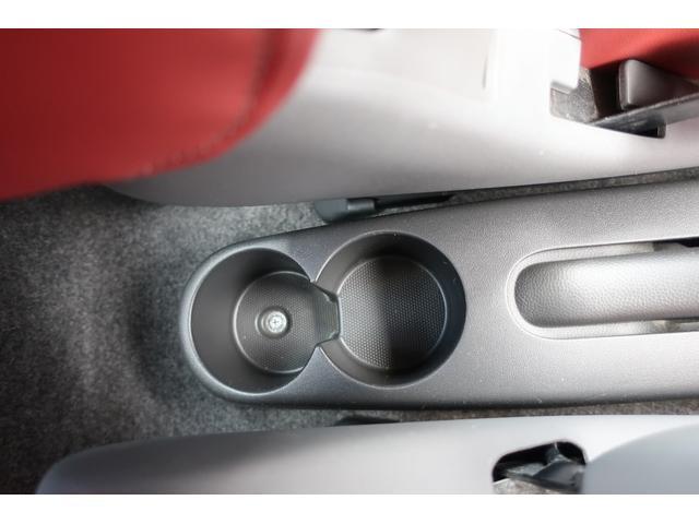 S レザー&アルカンターラセレクション スーパーチャージャー ワンオーナー車 HIDヘッド ドライブレコーダー 全車検ディーラー点検記録簿有り 純正15AW&タイヤ4本新品交換済み ETC オートエアコン(25枚目)