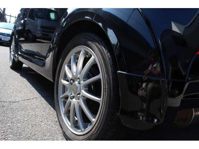 プレミアムブラックリミテッド ストラーダSDナビ&フルセグTV&Bluetooth&DVD&バックモニター ETC ドラレコ タイミングベルト&ウォーターポンプ交換 RS-Rダウンサス 社外15AW フジツボマフラー HIDヘッド(79枚目)