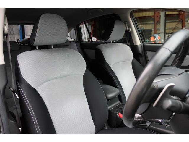 2.0i-L アイサイト 4WD カロッツェリアSDnabiフルセグ&バックモニター&Bluetooth ETC ドラレコ アクティブクルーズコントロール 前席パワーシート オートエアコン 純正17inchアルミ HIDヘッド(10枚目)