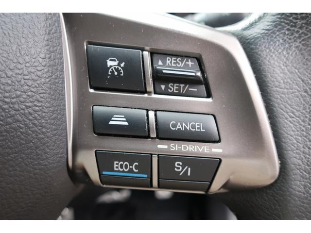 2.0i-L アイサイト 4WD カロッツェリアSDnabiフルセグ&バックモニター&Bluetooth ETC ドラレコ アクティブクルーズコントロール 前席パワーシート オートエアコン 純正17inchアルミ HIDヘッド(24枚目)