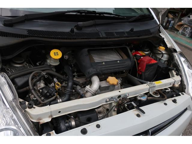 タイプS 4WD スーパーチャージャー HIDヘッド YUPITERUポータブルナビ地デジ 前後2カメラドライブレコーダー ETC オートエアコン 純正15inchアルミ キーレス 赤黒革巻ハンドル&シフトレバ(68枚目)