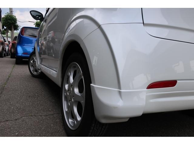 タイプS 4WD スーパーチャージャー HIDヘッド YUPITERUポータブルナビ地デジ 前後2カメラドライブレコーダー ETC オートエアコン 純正15inchアルミ キーレス 赤黒革巻ハンドル&シフトレバ(77枚目)