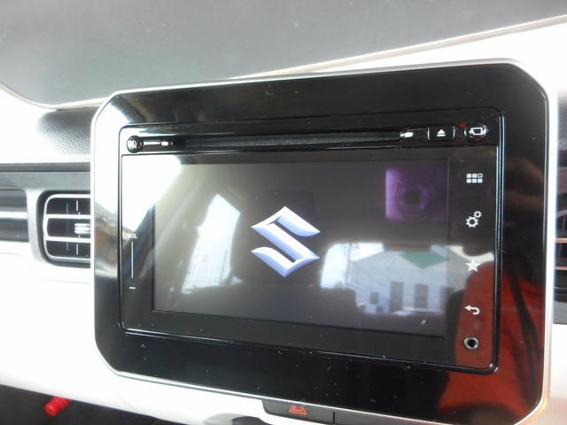 スズキ イグニス MX 保証付 全方位ナビ フルセグTV アイドリングストップ