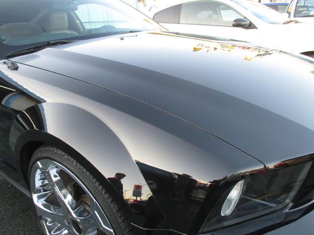 フォード フォード マスタング V6 プレミアム ジオバンナ22AW ナビTV ディーラー車