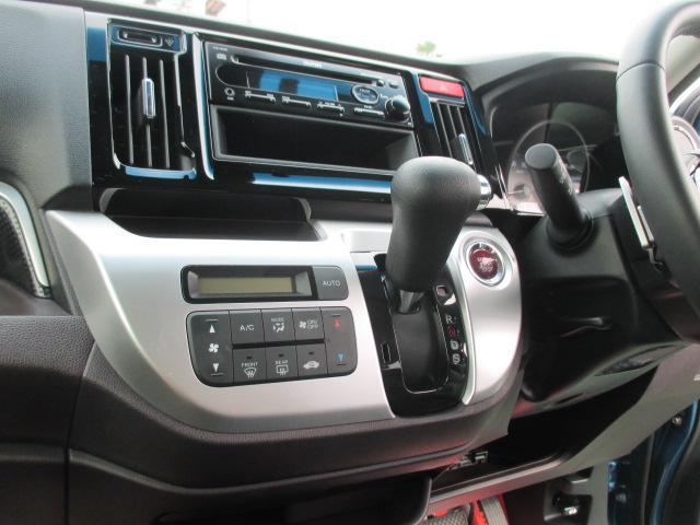 ホンダ N-WGNカスタム Gターボ 1オーナー禁煙 追突軽減B 絶版カラー