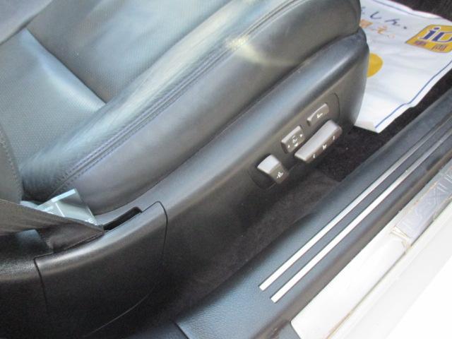 レクサス LS LS460 Iパッケージ 黒革 スマートキー2個 カ-ドキー
