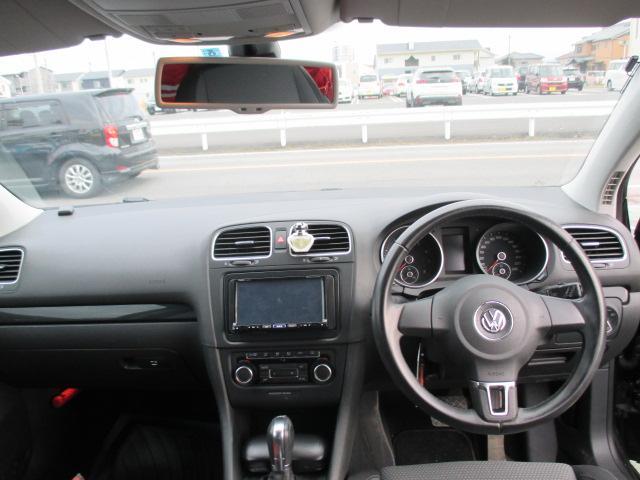 フォルクスワーゲン VW ゴルフ TSIコンフォートライン ナビTv 禁煙