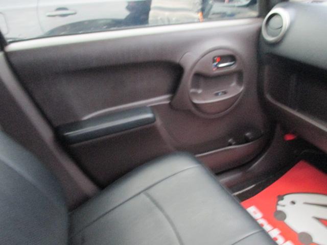 トヨタ パッソ 1.0X Lパッケージ・キリリ ベンチS コラムAT ナビ