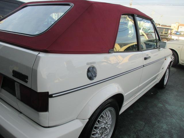 「フォルクスワーゲン」「ゴルフカブリオ」「オープンカー」「愛知県」の中古車44