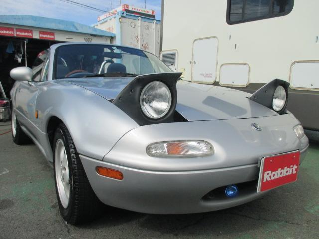「その他」「ユーノスロードスター」「オープンカー」「愛知県」の中古車3
