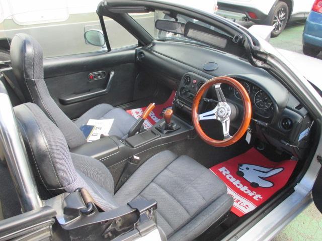 「その他」「ユーノスロードスター」「オープンカー」「愛知県」の中古車8