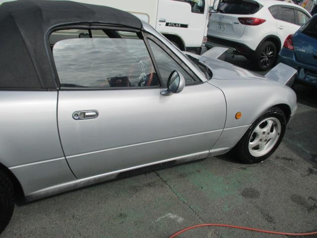 「その他」「ユーノスロードスター」「オープンカー」「愛知県」の中古車43