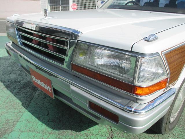 「日産」「グロリアワゴン」「ステーションワゴン」「愛知県」の中古車4