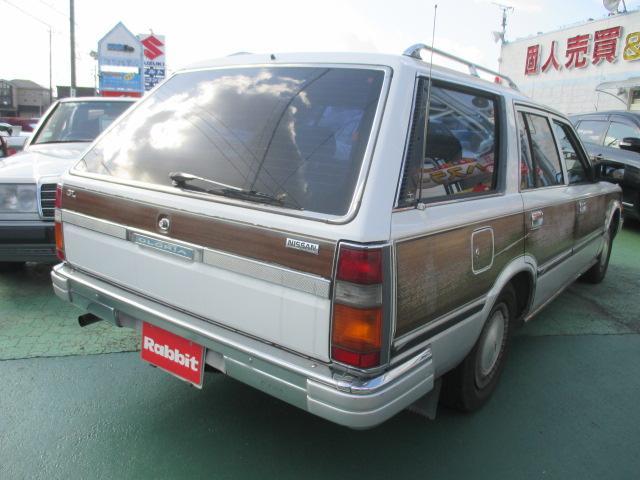 「日産」「グロリアワゴン」「ステーションワゴン」「愛知県」の中古車5