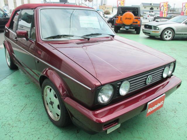 「フォルクスワーゲン」「ゴルフカブリオ」「オープンカー」「愛知県」の中古車3
