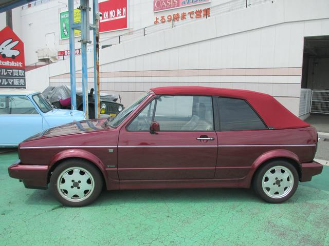 「フォルクスワーゲン」「ゴルフカブリオ」「オープンカー」「愛知県」の中古車4