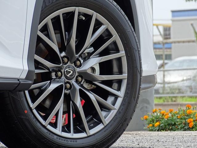 RX450h Fスポーツ 4WD 新型後期 パノラマビュー(10枚目)