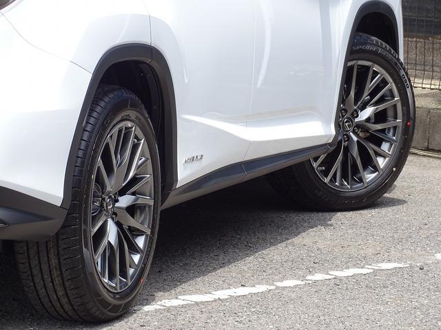RX450h Fスポーツ 4WD 新型後期 パノラマビュー(11枚目)