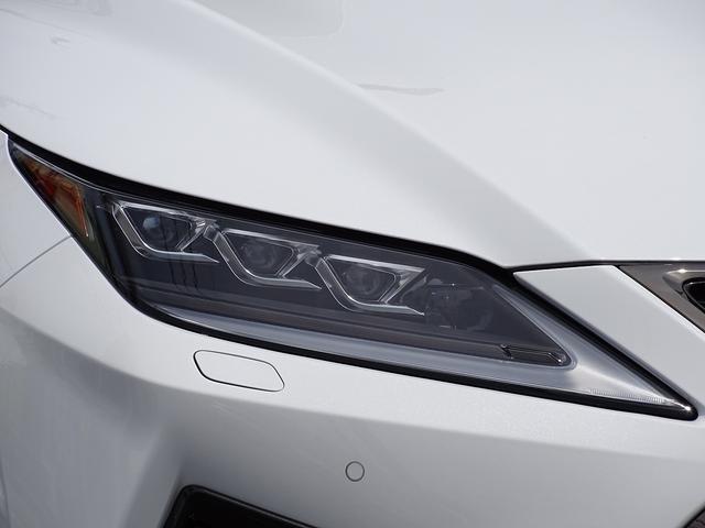 RX450h Fスポーツ 4WD 新型後期 パノラマビュー(13枚目)