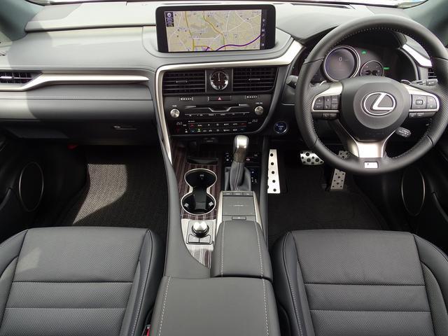 RX450h Fスポーツ 4WD 新型後期 パノラマビュー(30枚目)