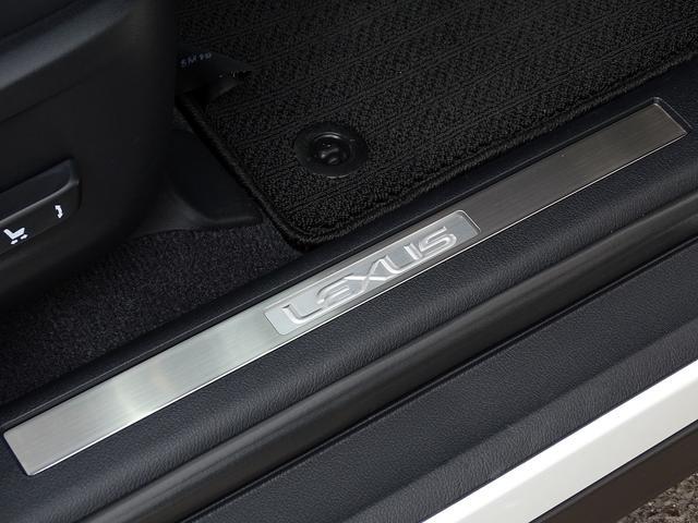 RX450h Fスポーツ 4WD 新型後期 パノラマビュー(49枚目)