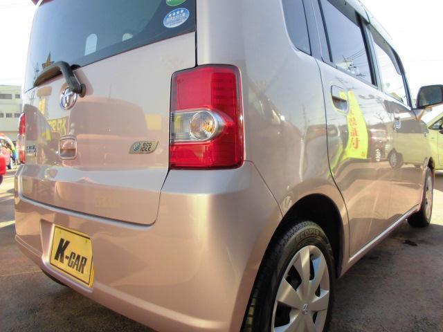 トヨタ ピクシススペース L エコアイドル キーレス ABS CDプレーヤー