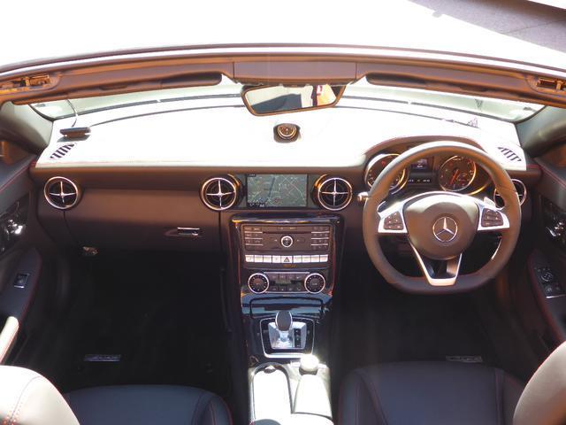 メルセデスAMG メルセデスAMG SLC43レーダーセーフティパッケージ 禁煙車 電動オープン