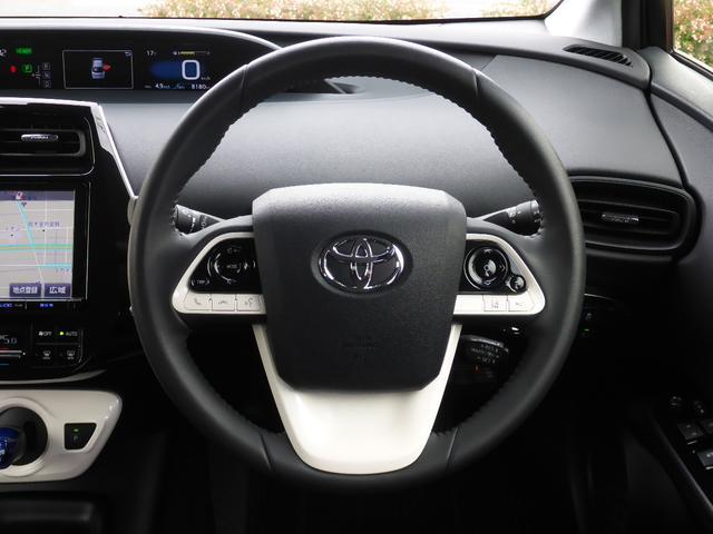 トヨタ プリウス S 禁煙車 セーフティセンス LDA フルセグTV SDナビ
