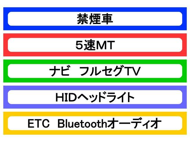 RS G's 禁煙車 5速MT フルセグTV SDナビ(4枚目)