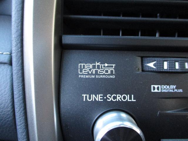 RX450hL 後席モニター マークレビンソン ワンオーナー(19枚目)